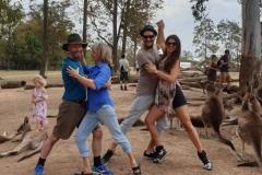 Lone Pine Sanctuary, Brisbane with Ariel & Gisela (October 2019)