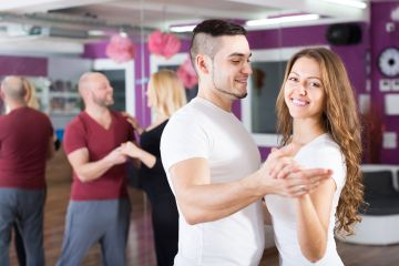 dance classes tango