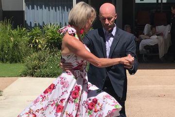 Argentine Tango classes Brisbane